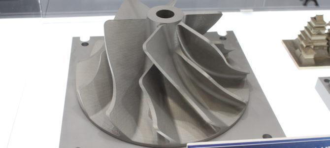 金属3Dプリンター