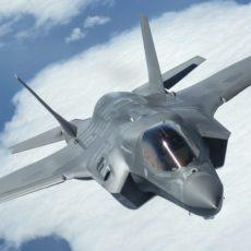 遭遇!最新鋭戦闘機F-35